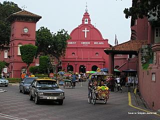 Štěpa ze světa 27 – Malacca (Malajsie) (Malajsie)