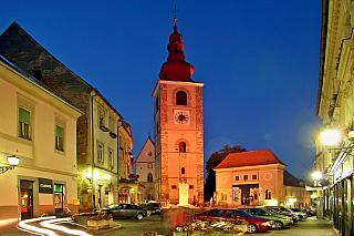 Ptuj - fotogalerie z roku 2006 (Slovinsko)