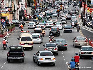 Malajsie – Ubytování a doprava (Malajsie)