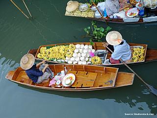 Thajsko – Praktické informace (Thajsko)