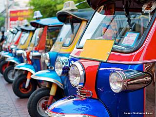 Thajsko – Ubytování a doprava (Thajsko)