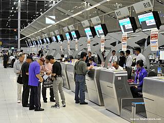 Thajsko – Doprava do země (Thajsko)
