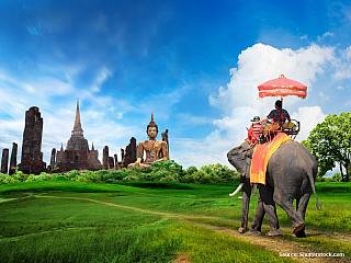 Thajsko – Zeměpis a podnebí (Thajsko)