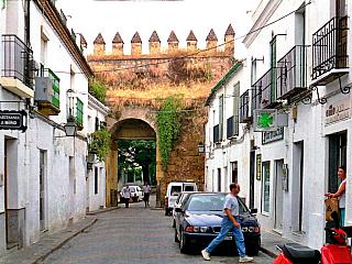 Cordoba - fotogalerie z roku 1998 (Španělsko)