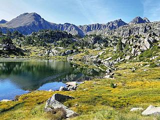 Pyreneje - silný magnet pro turisty i sportovce (Španělsko)