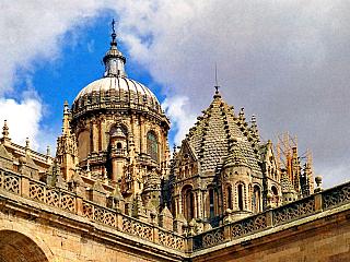 Salamanca - fotogalerie z roku 1998 (Španělsko)