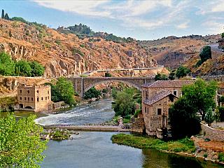 Toledo - fotogalerie z roku 1998 (Španělsko)