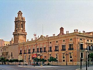 Valencie - fotogalerie z roku 1998 (Španělsko)