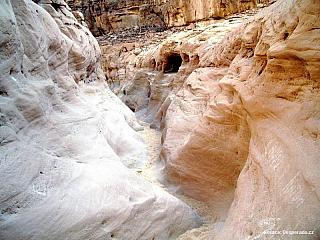 Fotogalerie Sinajská poušť (Egypt)