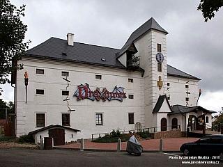 Dolní Rožínka a Strašidelný zámek DraXmoor (Česká republika)