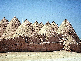 Fotogalerie z Harranu, město kde vznikala civilizace (Turecko)