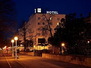 Recenze hotelu NH Aranzazu v San Sebastianu (Španělsko)