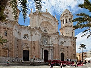 Cádiz - fotogalerie z roku 2013 (Španělsko)