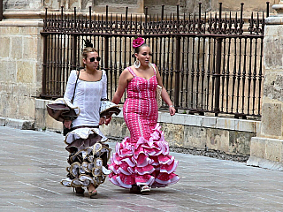 Granada - fotogalerie z roku 2013 (Španělsko)