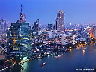 Bangkok – proměny Města andělů (Thajsko)