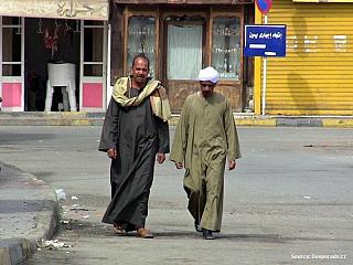 Fotogalerie Stará Hurghada (Egypt)