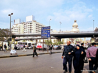 Fotogalerie Káhira (Egypt)