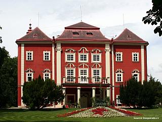 Zámek Dětenice (Česká republika)