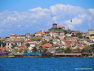 Fotogalerie z Ayvaliku, vyhlášeného tureckého letoviska (Turecko)