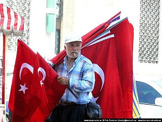 Fotogalerie Istanbulu, kulturní a společenské centrum Turecka (Turecko)