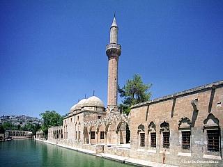 Fotogalerie Sanliurfy, posvátného město kde se narodil Abrahám (Turecko)