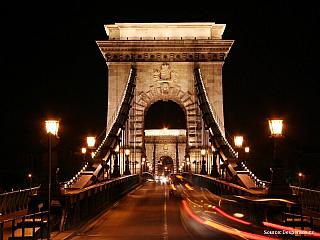 Budapešť - metropole Maďarska (Maďarsko)