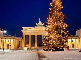 Vánoční Berlín (Německo)