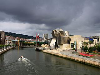 Bilbao - fotogalerie z roku 2010 (Španělsko)