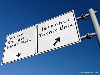 Dopravní značení (Turecko)