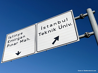 Autem do Turecka (Turecko)