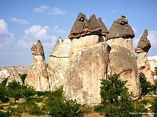 Fotogalerie Kappadokie, země krásných koní (Turecko)