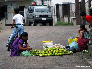 V belizské provincii Toledo se nachází poklidné městečko Punta Gorda. V Belize často tady prší a tak vlhkost je zde nepříjemně vysoká. Město bylo založeno v první polovině 19. století Garify, kteří prchali z Hondurasu. Nedaleko se nachází méně známé mayské zříceniny Lubaantunu nebo Nim Li Punit,...