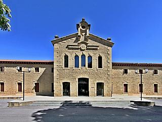 Haro – vinařství Bodegas Bilbaínas (Španělsko)