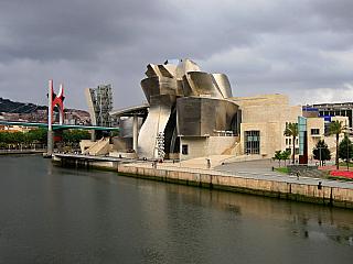 Bilbao - centrum baskického regionu (Španělsko)