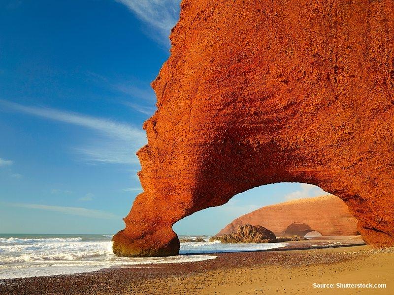 Cestujeme po Maroku: Agádír – Tiznit – Fés - Tanger