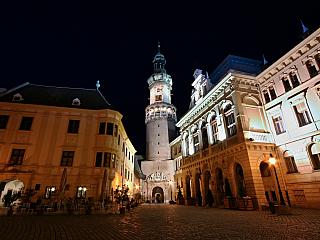 Šoproň - jedno z nejmalebnějších měst Maďarska (Maďarsko)