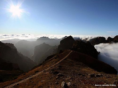 Madeira zeměpis a podnebí (Portugalsko)