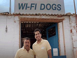 Umíte si představit dovolenou s Wi-Fi psy? (Reklamní sdělení)