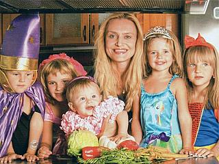 Pohádková kuchařka (Reklamní sdělení)