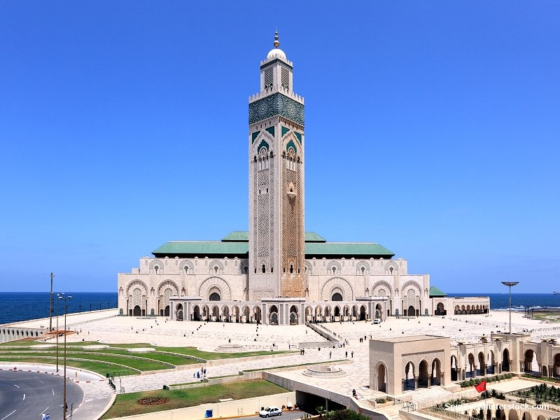 Casablanca: Krámky bez cenovek a miniaturní taxi