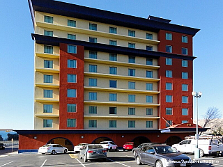 Recenze Hotelu Holiday Inn Express El Paso-Central v El Pasu