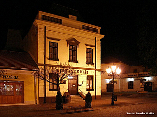 Tokaj - hlavní město maďarského vína (Maďarsko)
