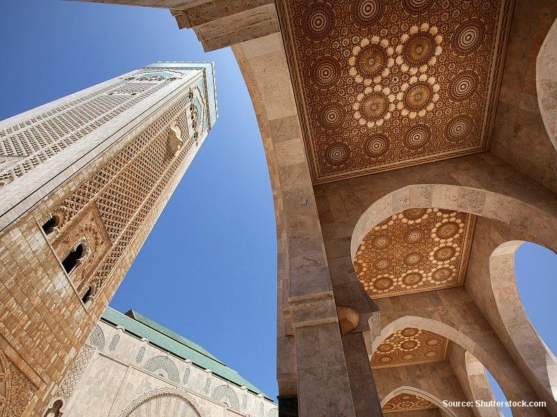 Pronikání islámu do Maroka a současná situace