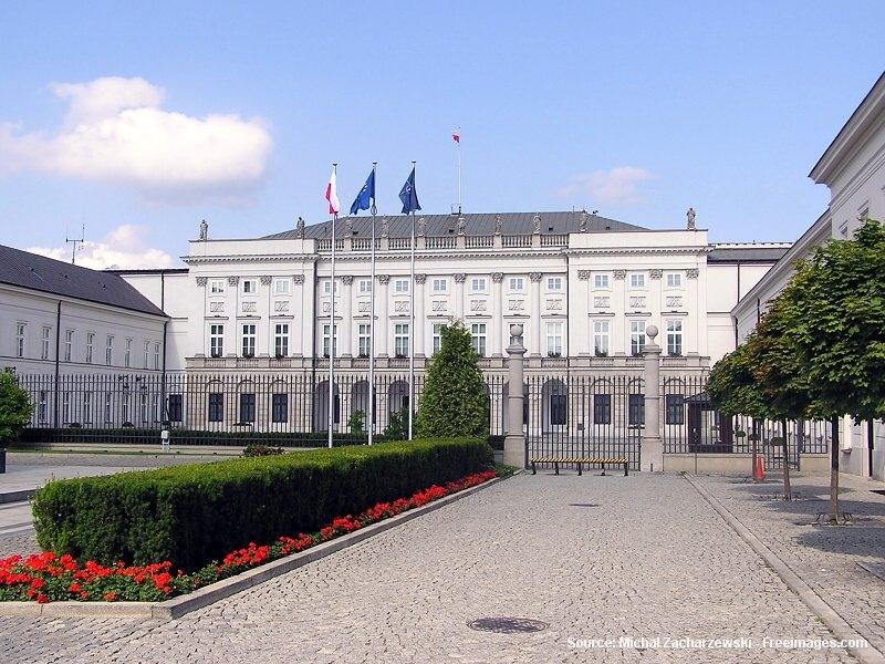 Varšava – polská metropole