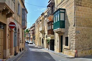 Rabat – předměstí Mdiny (Malta)