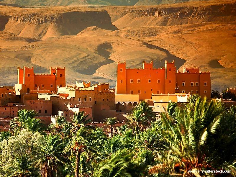 Cestujeme po Maroku, klidně i v zimě