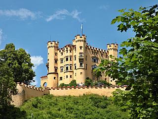 Zámek Hohenschwangau (Německo)