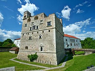 Sárospatak - město vína v Tokajské oblasti (Maďarsko)