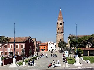 Caorle - oblíbené letovisko (Itálie)