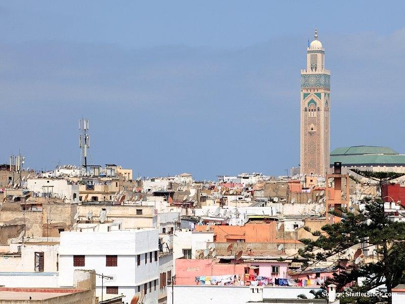 Casablanca: původní město mafiánů